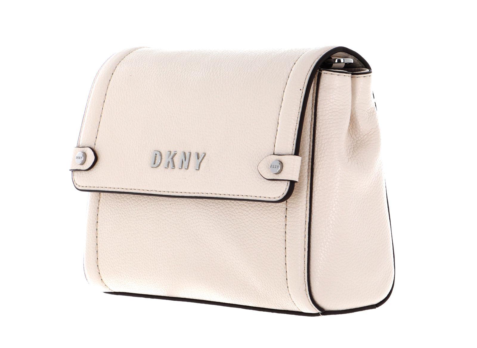 DKNY Beca Crossbody Bag Ivory