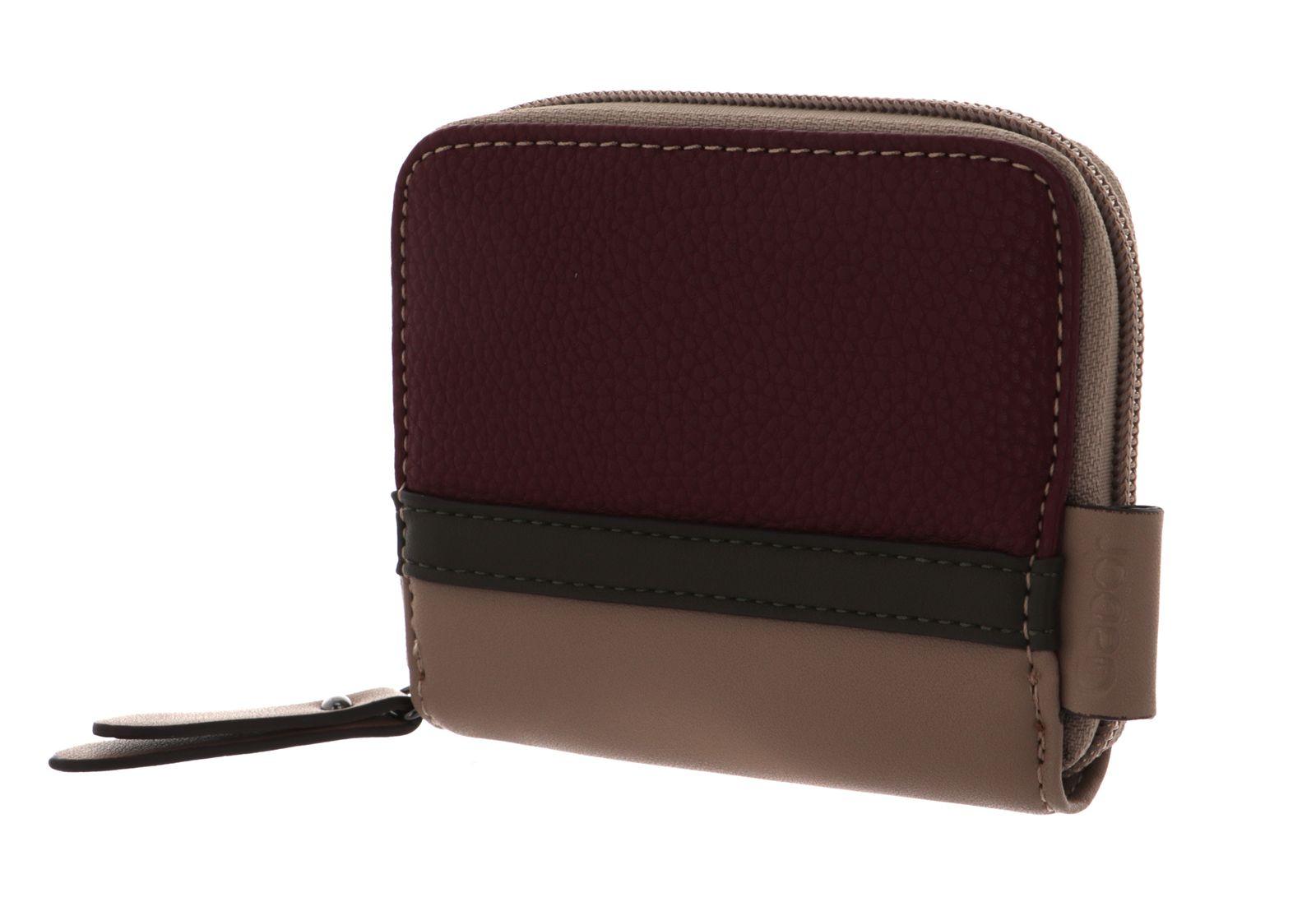Gabor Granada Sport Small Zip Wallet Mixed Red