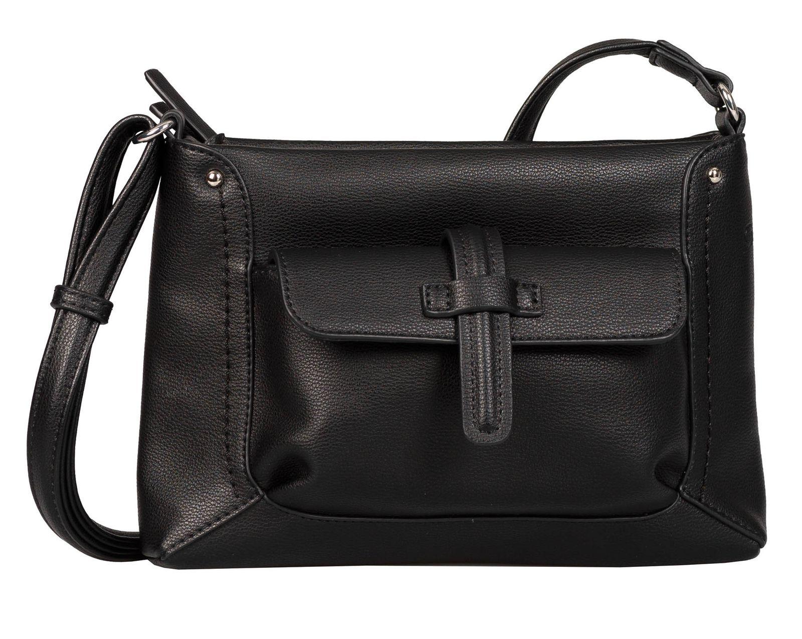 Gabor Tabea Cross Bag S Black