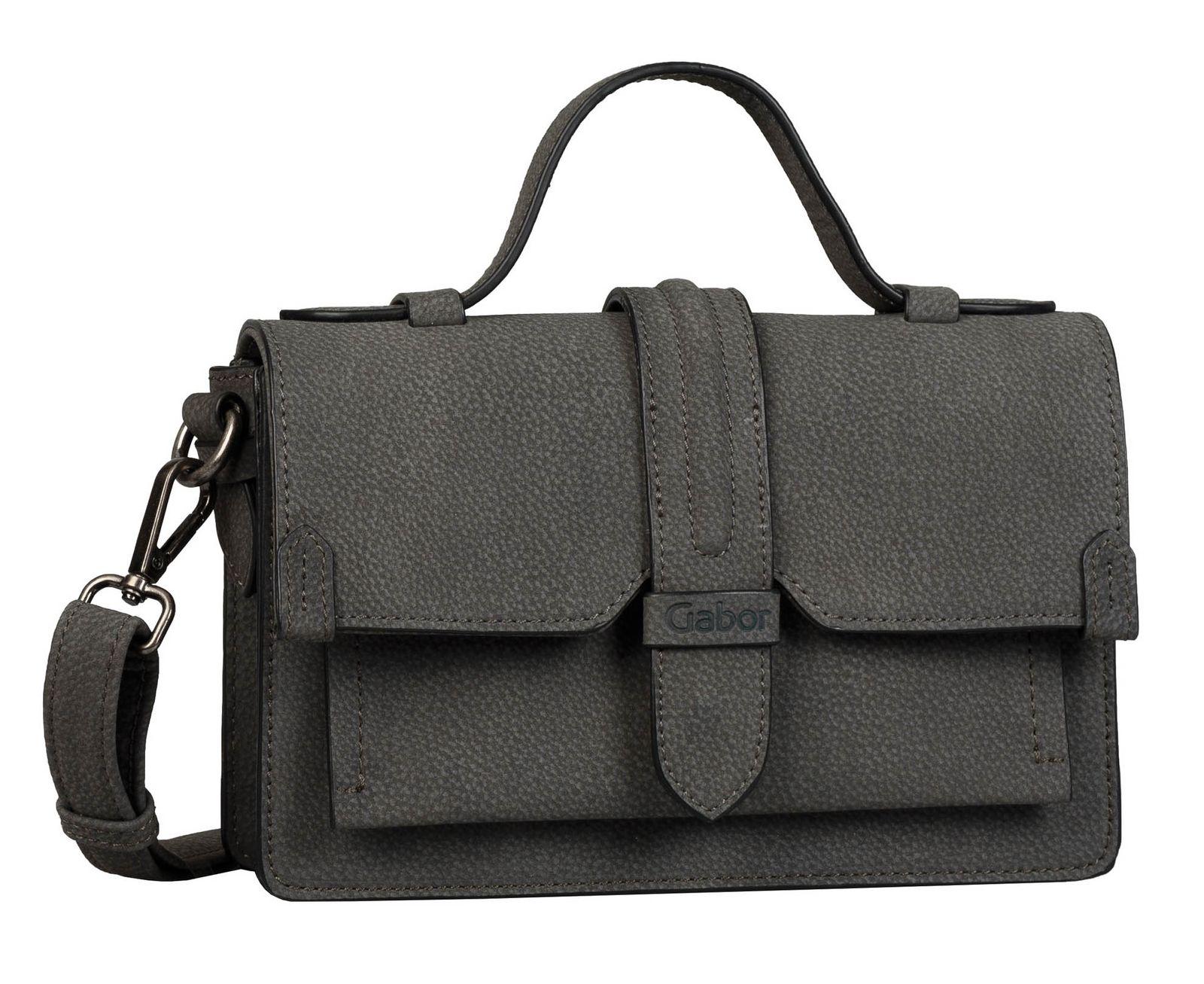 Gabor Viviana Flap Bag S Grey