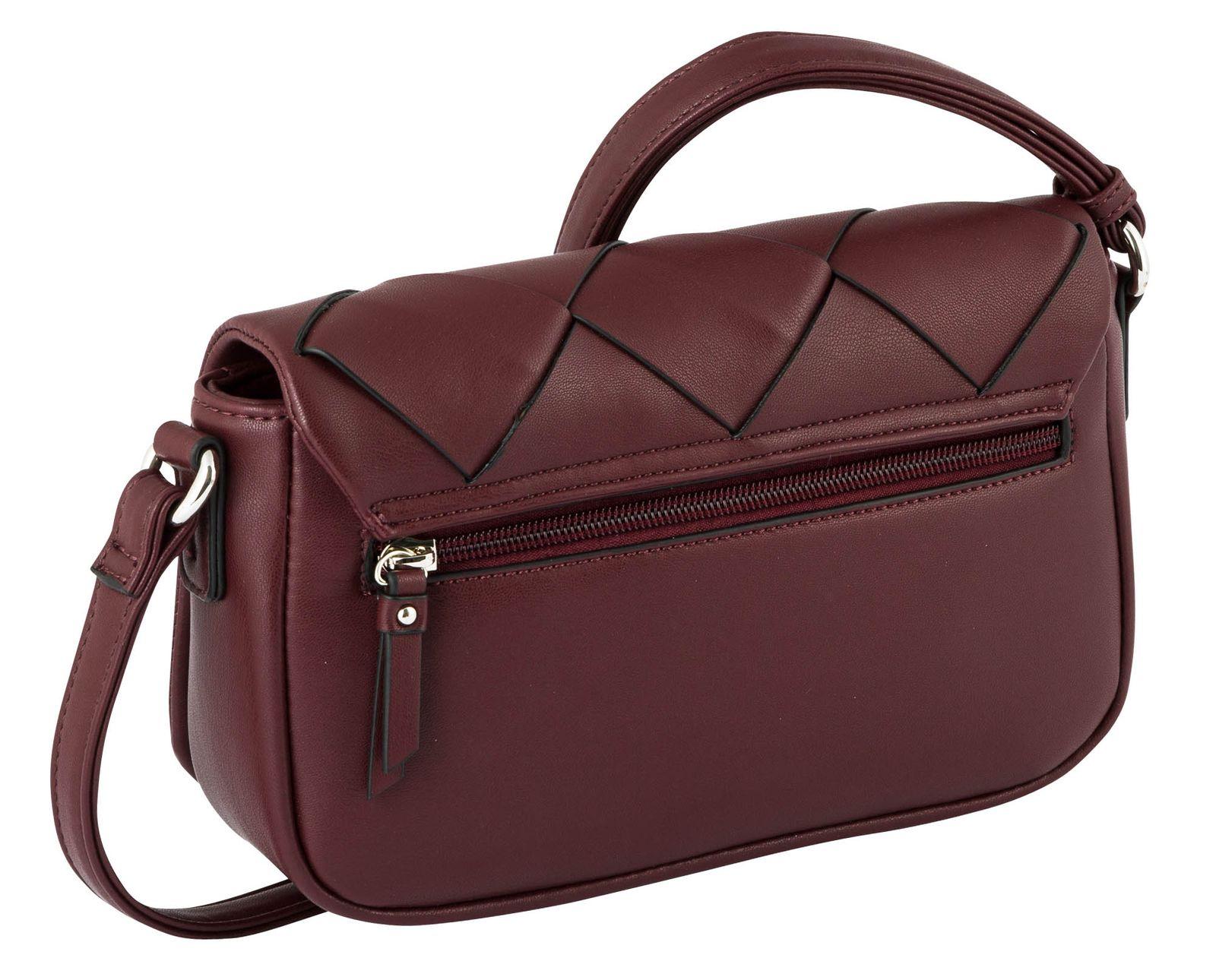 Gabor Tamika Flap Bag S Wine