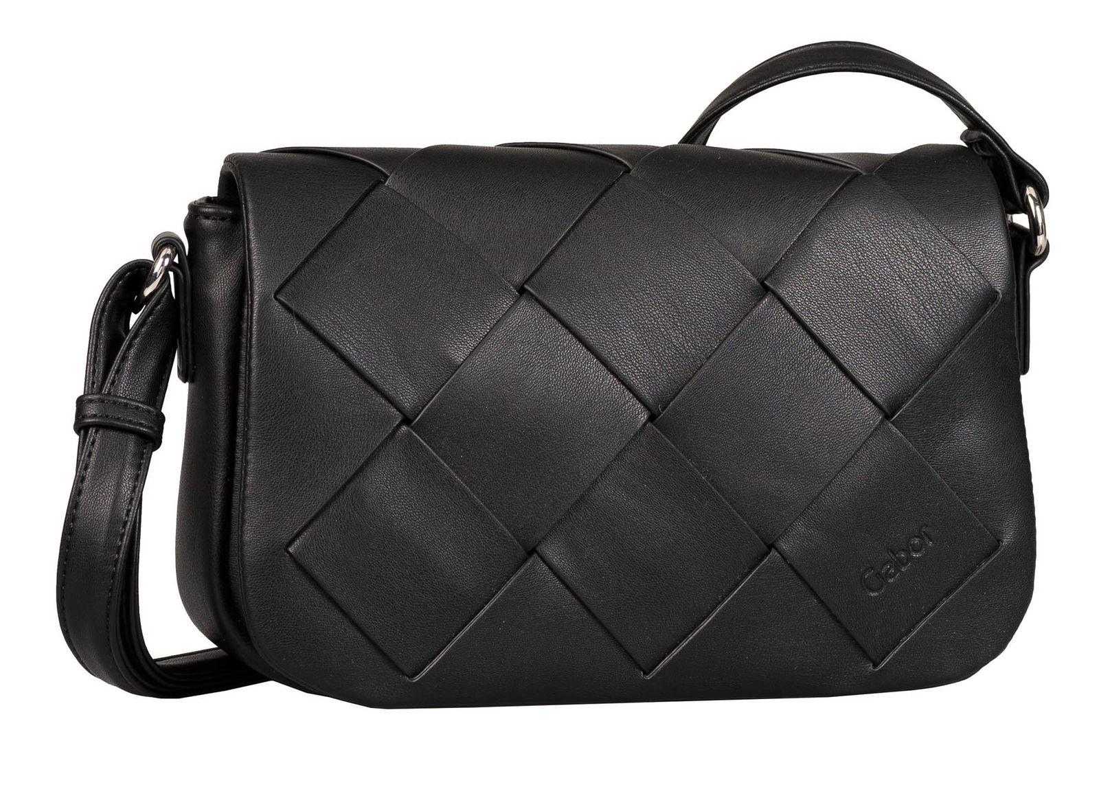 Gabor Tamika Flap Bag S Black