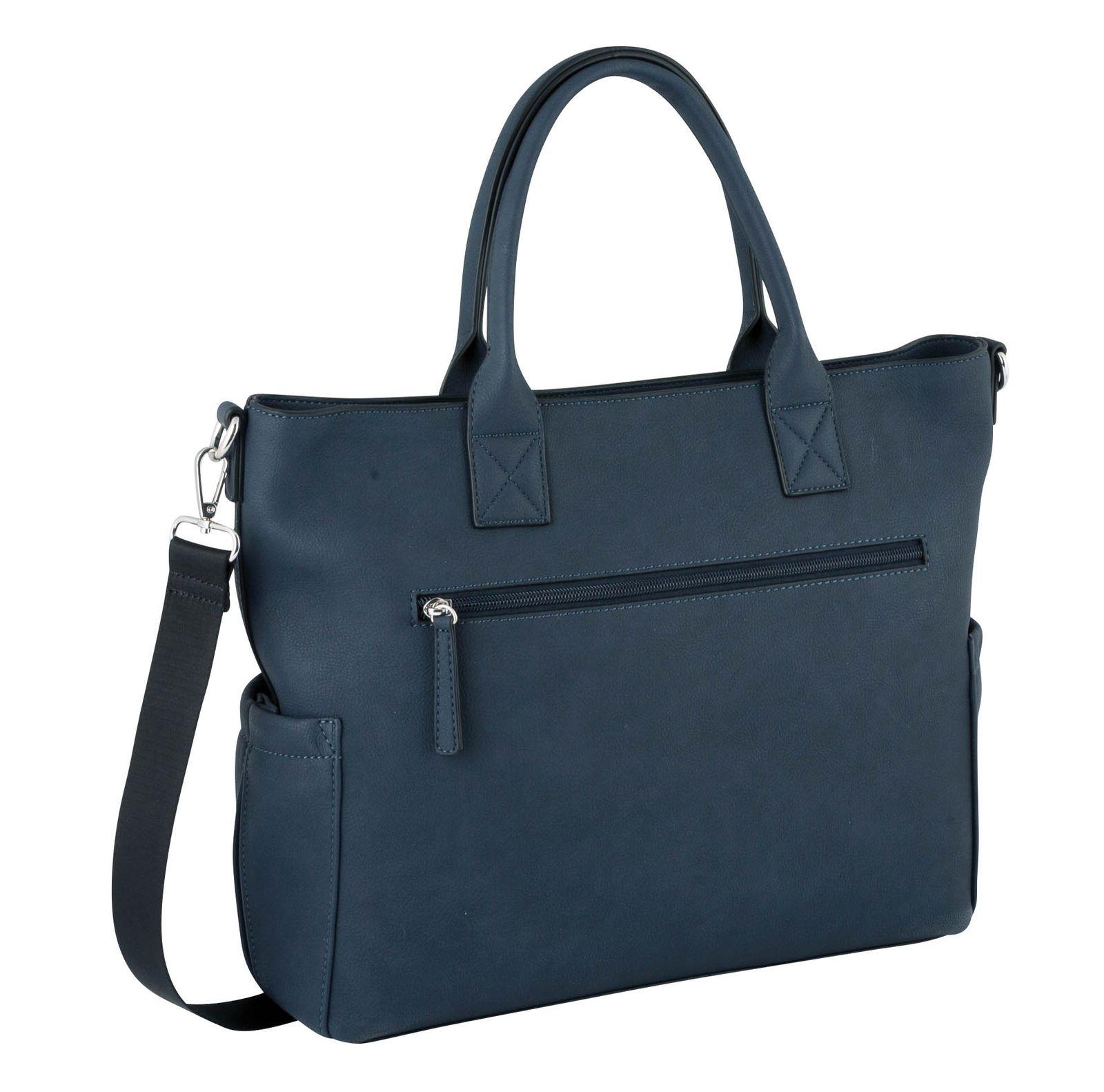 Gabor Gemma Zip Shopper L Dark Blue
