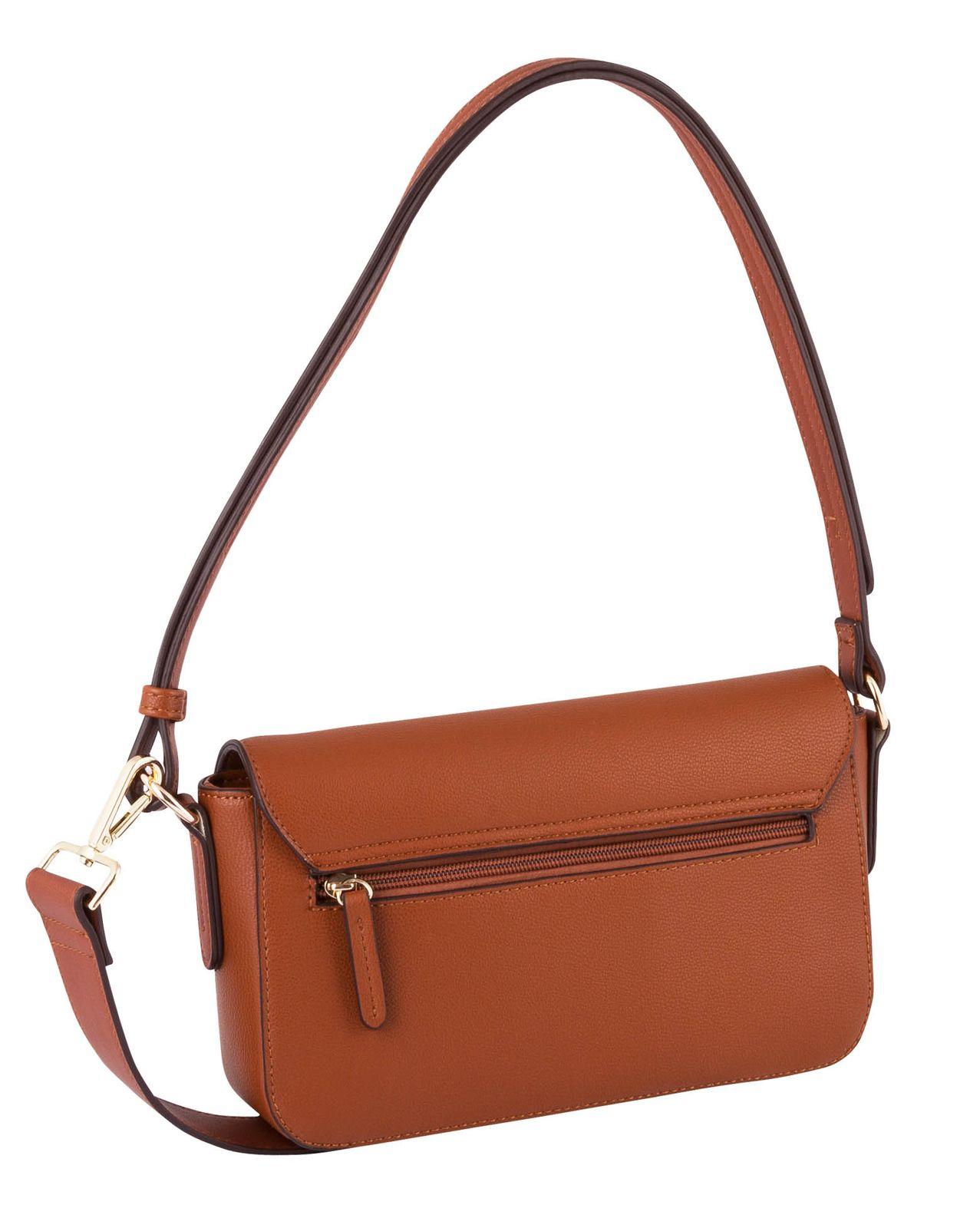 Gabor Adora Crossover Bag Cognac