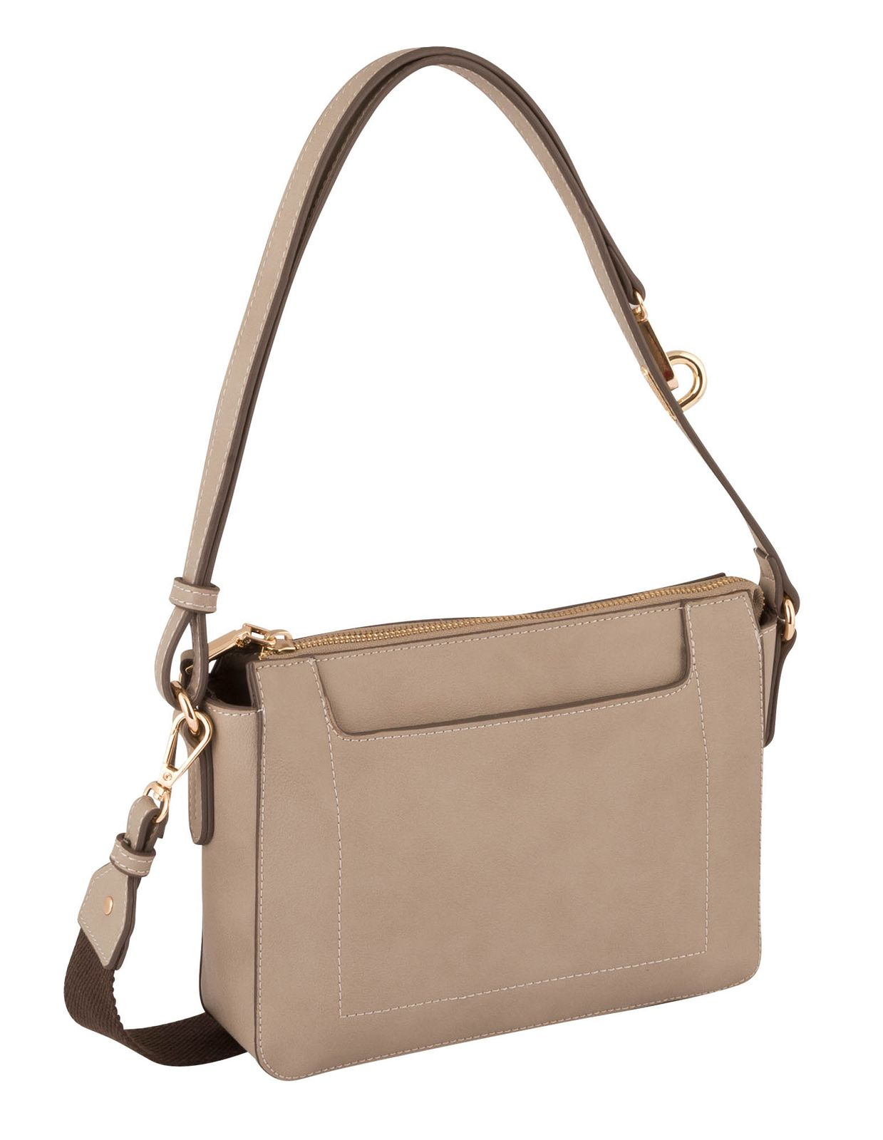 Gabor Lucia Cross Bag S Mid Grey