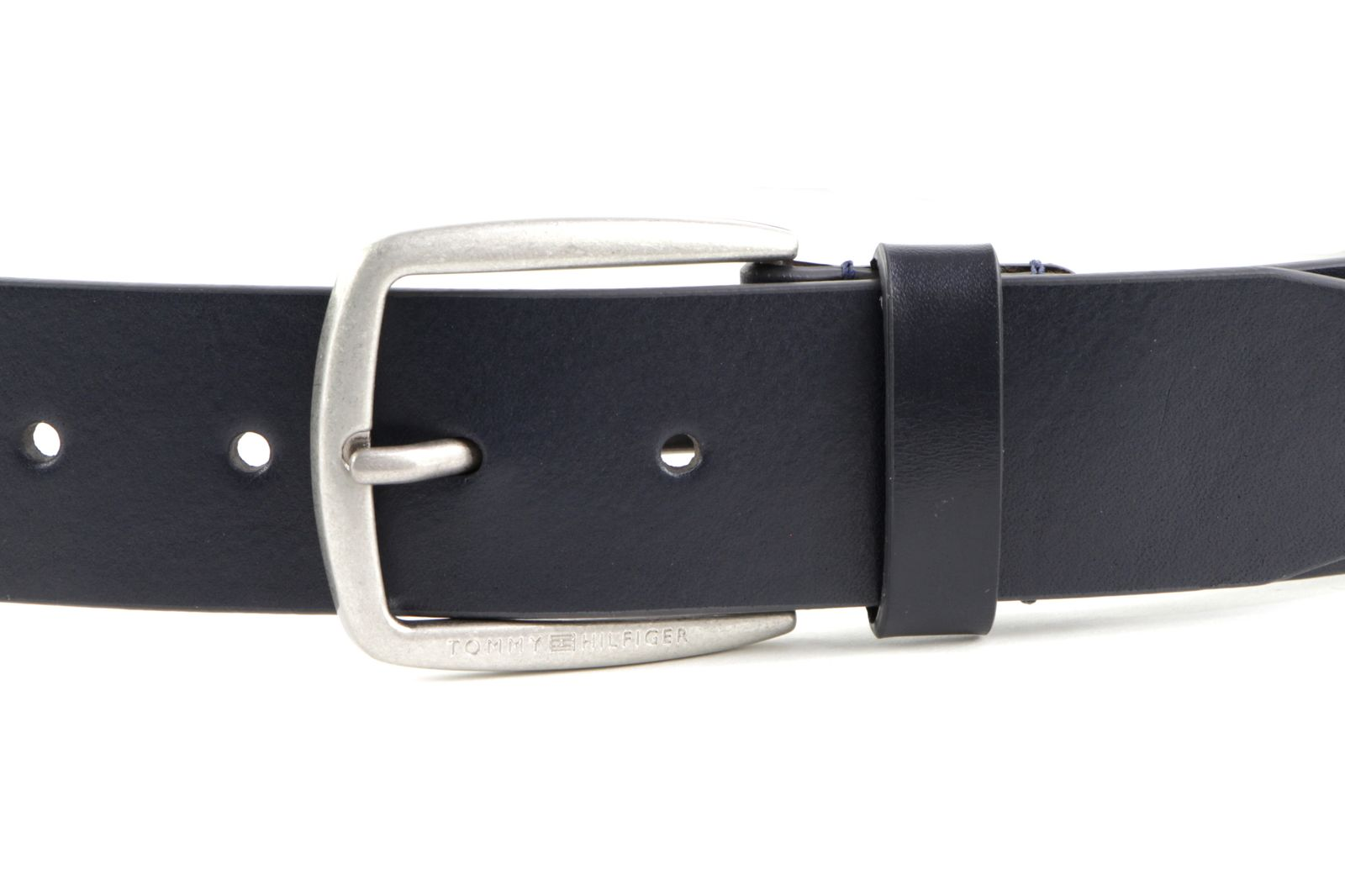 TOMMY HILFIGER Modern Leather Belt 4.0 W105 Desert Sky