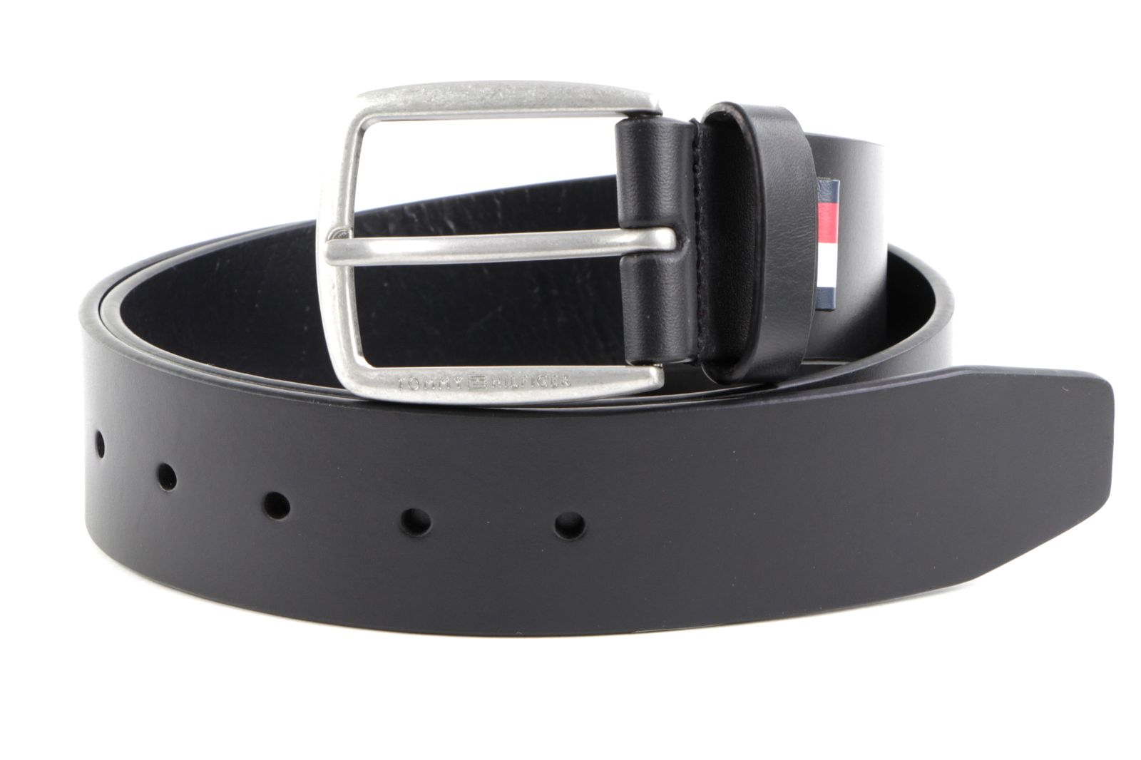 TOMMY HILFIGER Modern Leather Belt 4.0 W95 Black