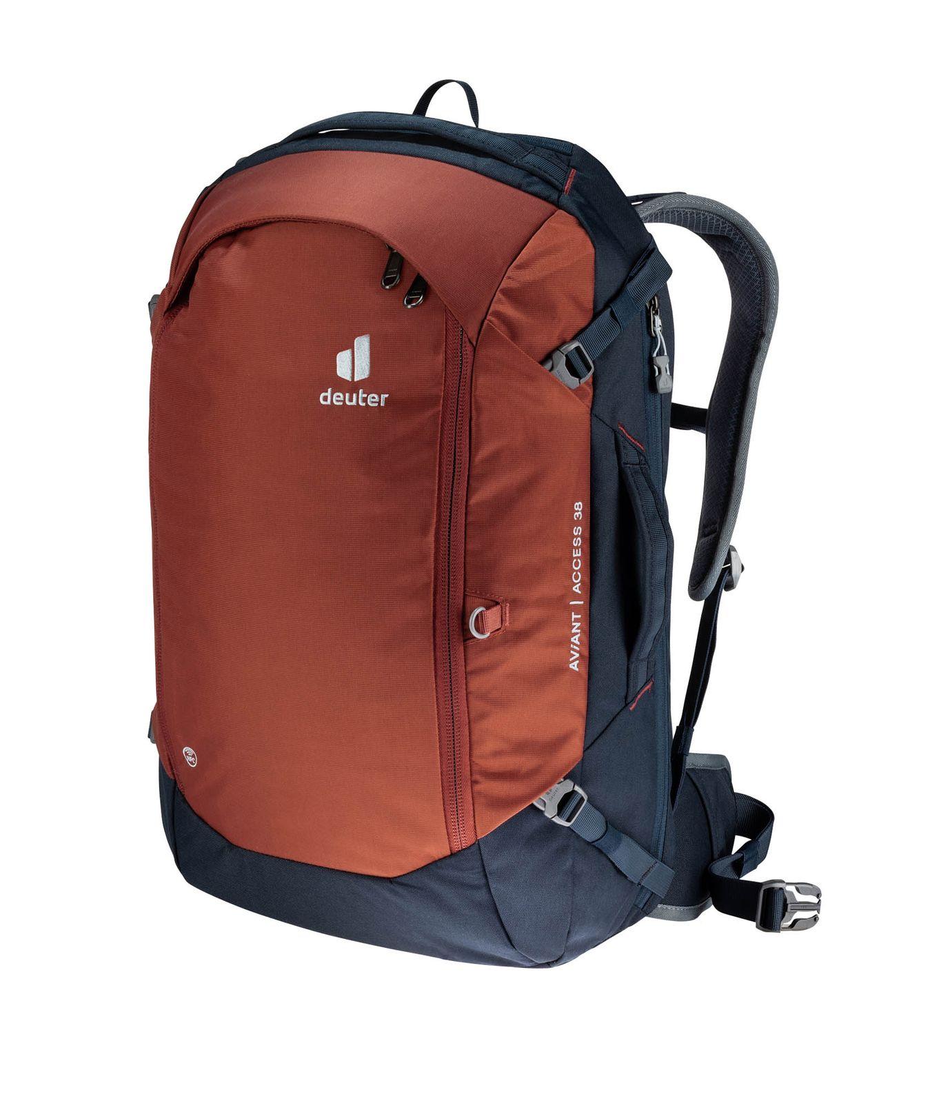 deuter Aviant Access 38 Backpack Redwood - Ink