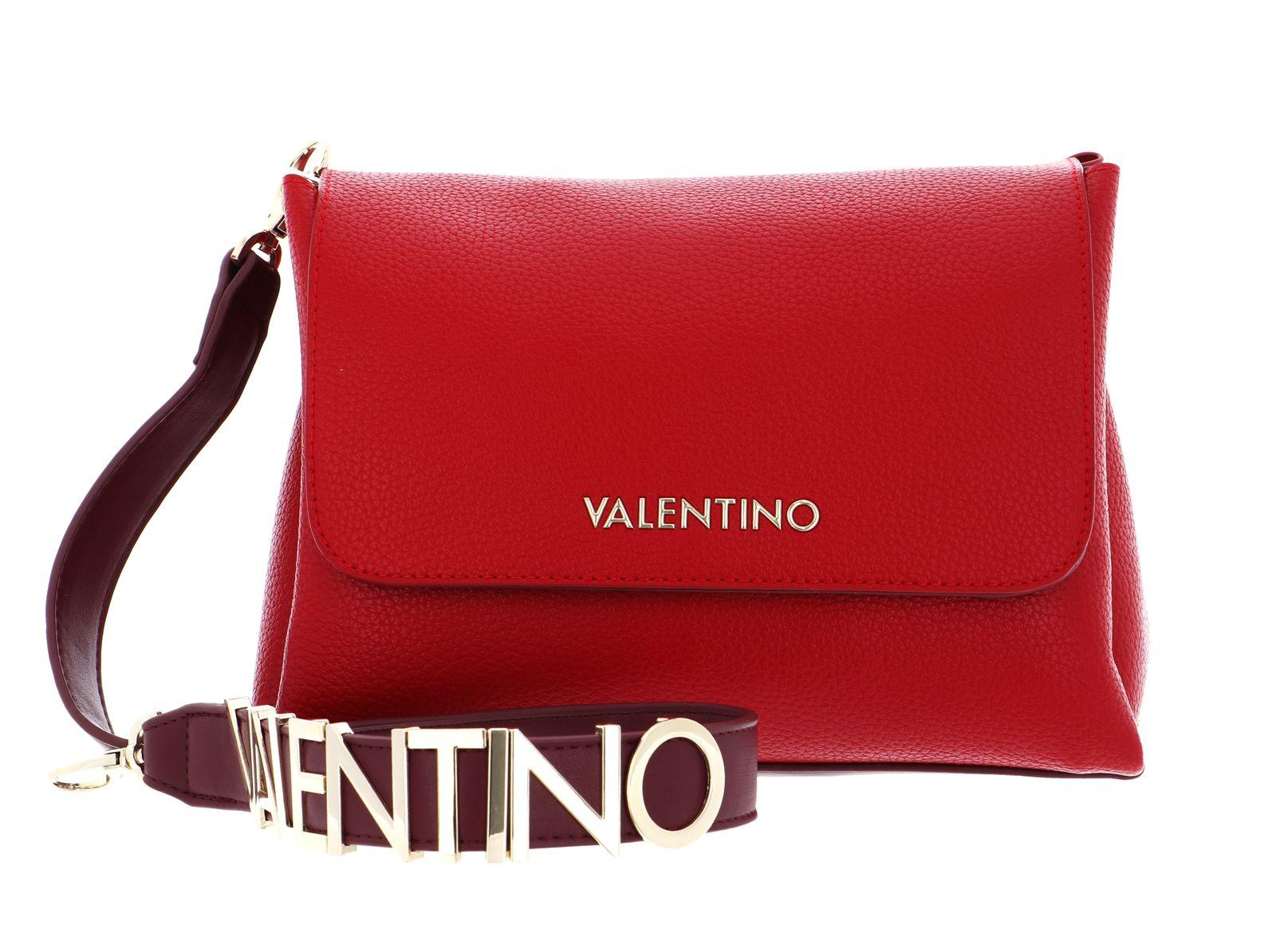 VALENTINO BAGS Alexia Crossbody Bag Rosso / Multicolor