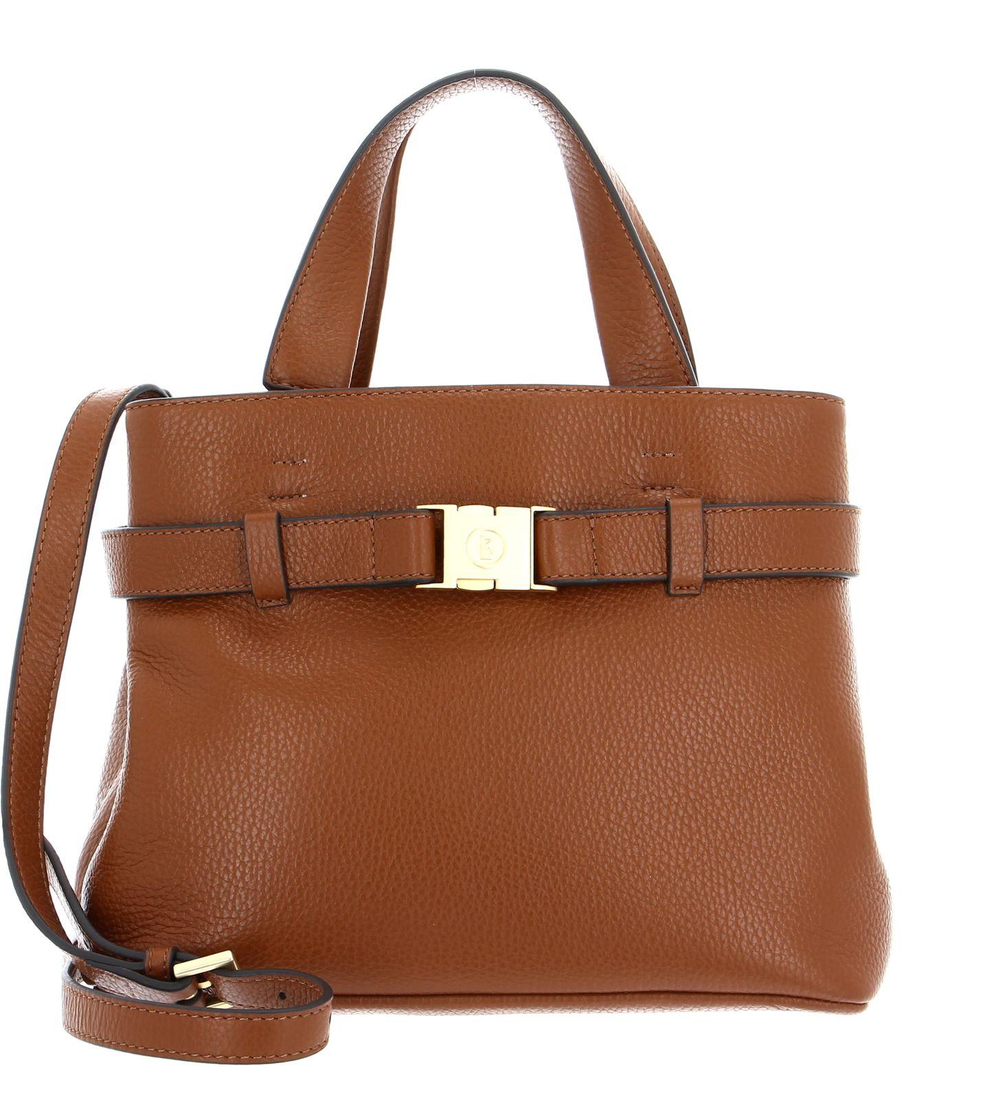 Bogner Andermatt Pauline Handbag S Cognac