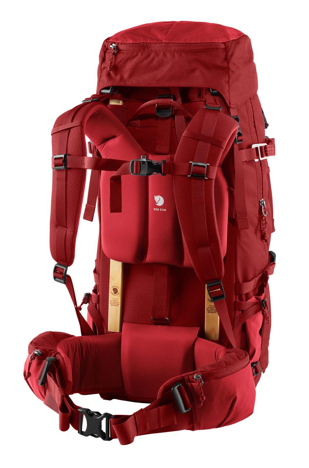 Fjällräven Keb 52W Backpack Lava / Dark Lava